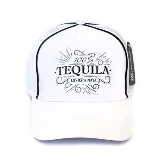 Gorra 100 % Tequila Blanco Rm