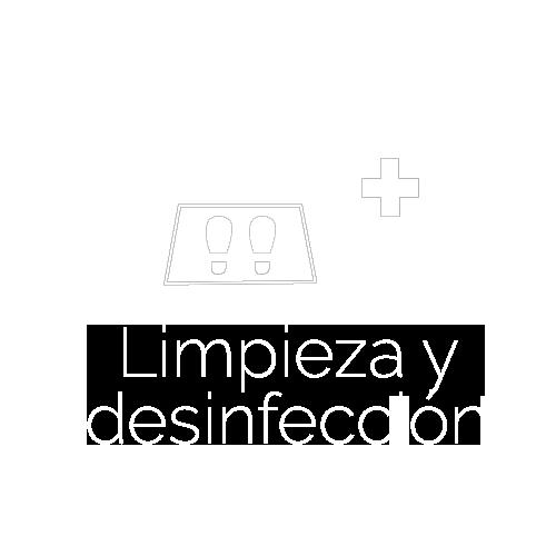 logo Limpieza y Desinfección