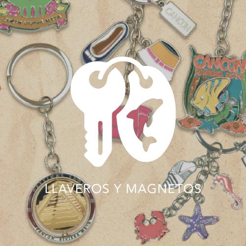 logo Llaveros y magnetos
