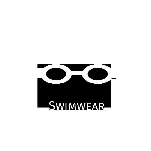 logo Swimwear